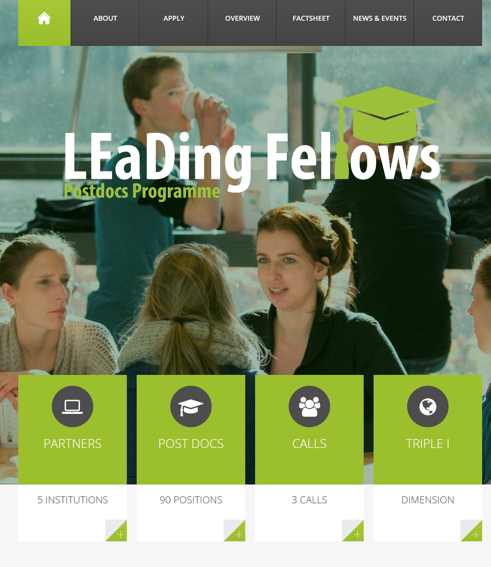 Elizabeth Loehrer obtains Leading Fellows grant!